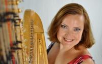 photo of Betsy Fitzgerald- Professional Macon Harpist and Pianist