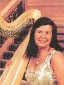photo of Harpist, Margaret Sneddon
