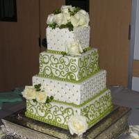 photo of Sweet Delights Wedding Cakes