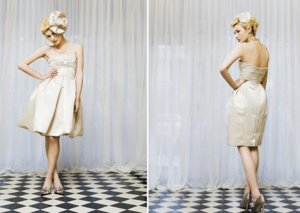photo of Beautiful Affordable Wedding Dresses for the Vintage-Inspired Bride