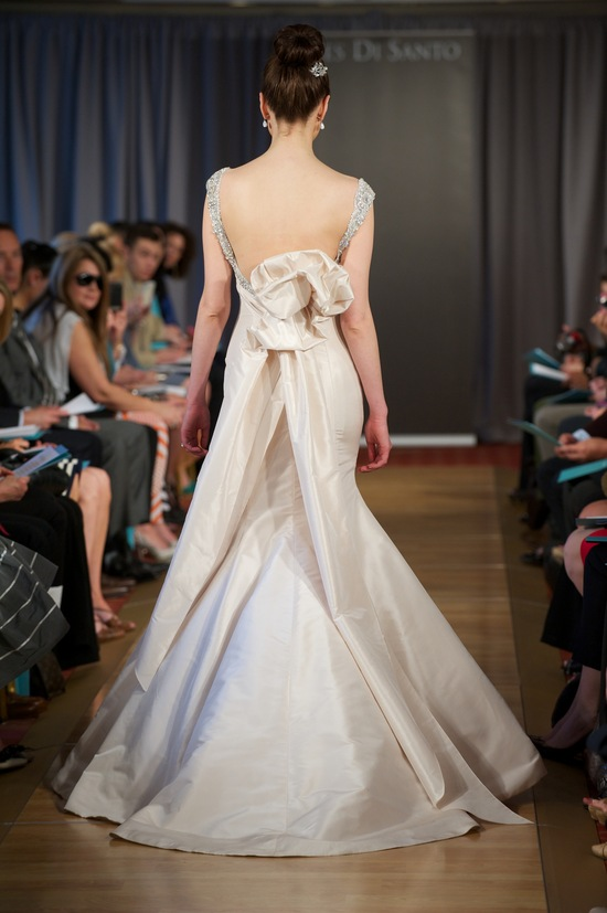 wedding dress spring 2013 bridal gowns Ines di Santo 2