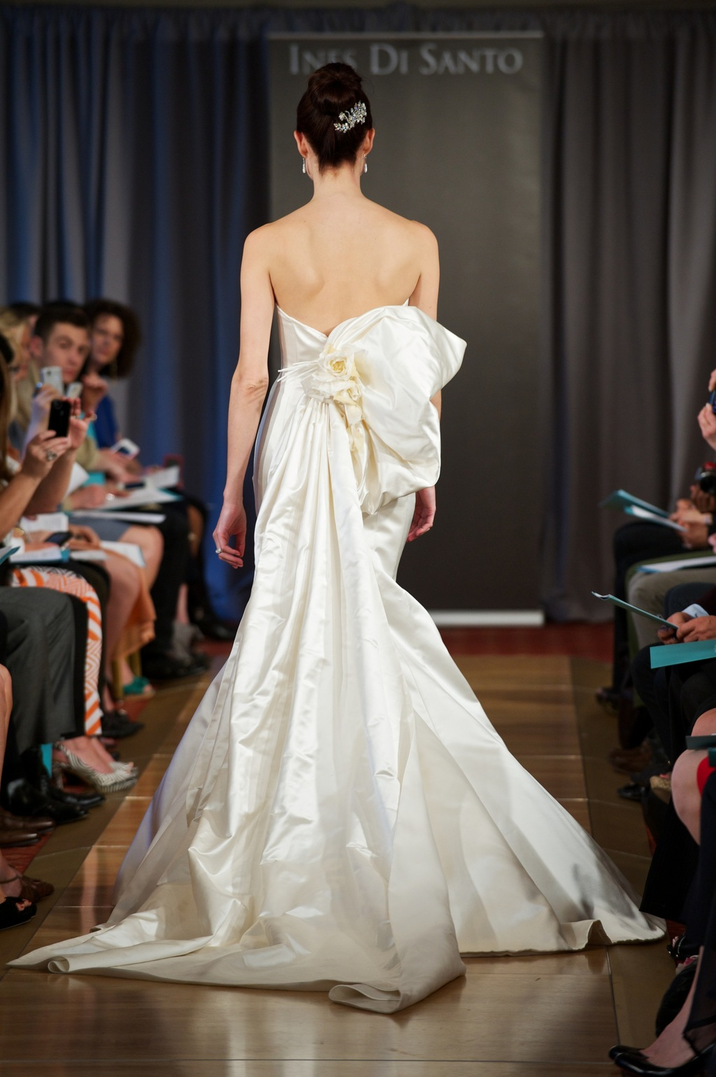 wedding dress spring 2013 bridal gowns Ines di Santo 14