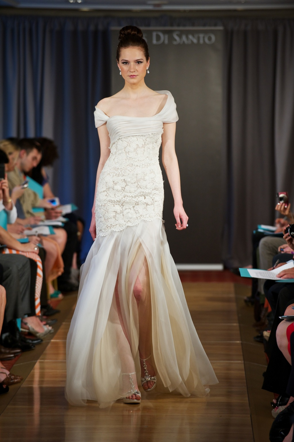 wedding dress spring 2013 bridal gowns Ines di Santo 18