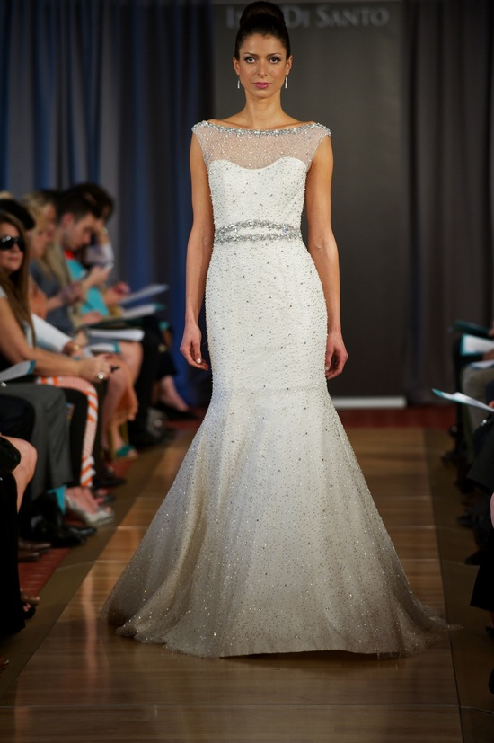 wedding dress spring 2013 bridal gowns Ines di Santo 28