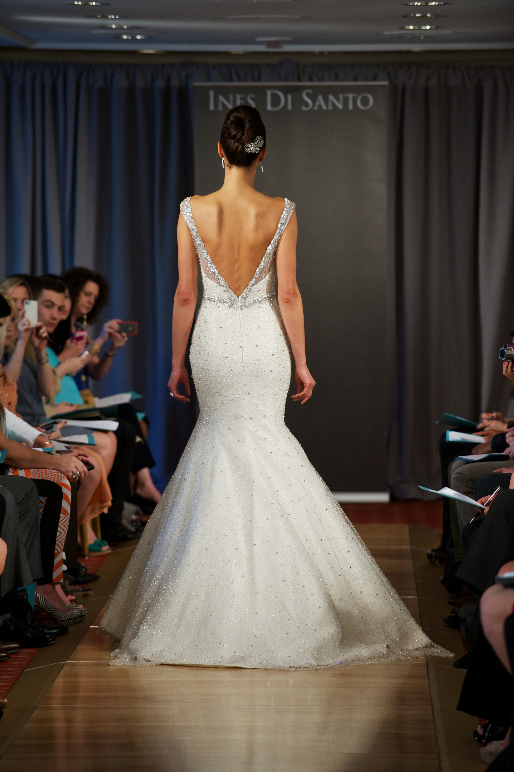 Wedding dress spring 2013 bridal gowns ines di santo 28 for Ines di santo wedding dress