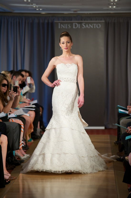 wedding dress spring 2013 bridal gowns Ines di Santo 10