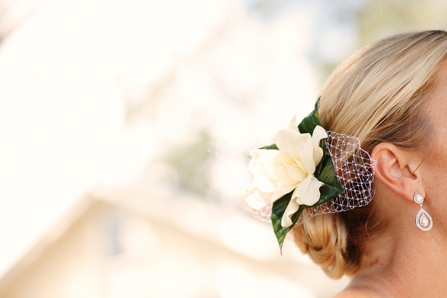 Rustic Elegant Real Wedding Outdoor Wedding Ceremony