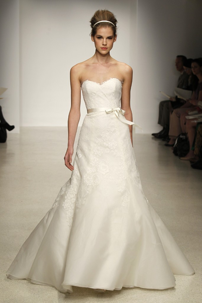 wedding dress by Christos Spring 2013 bridal gowns 4