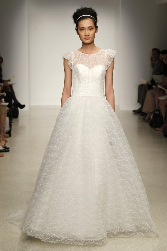wedding dress by Christos Spring 2013 bridal gowns 6