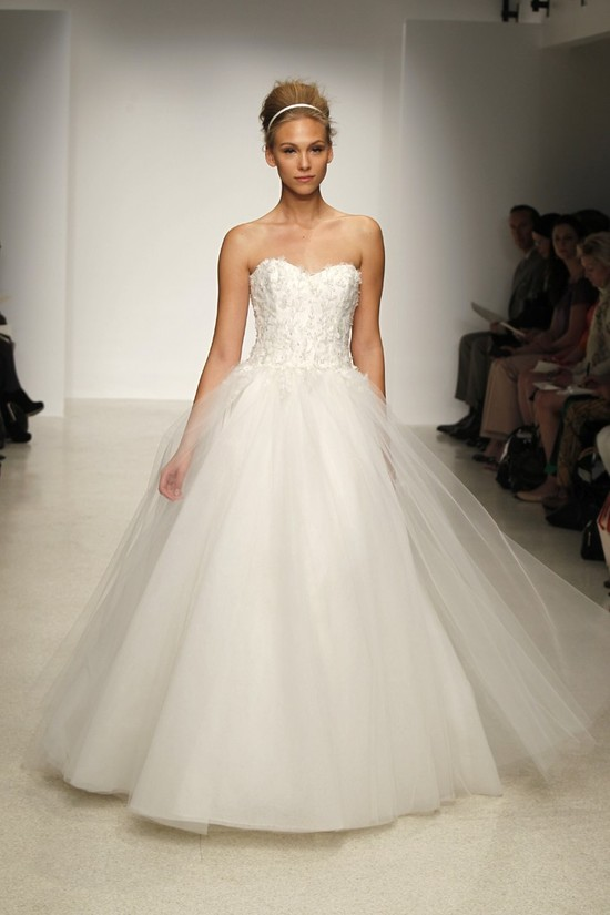 wedding dress by Christos Spring 2013 bridal gowns 8
