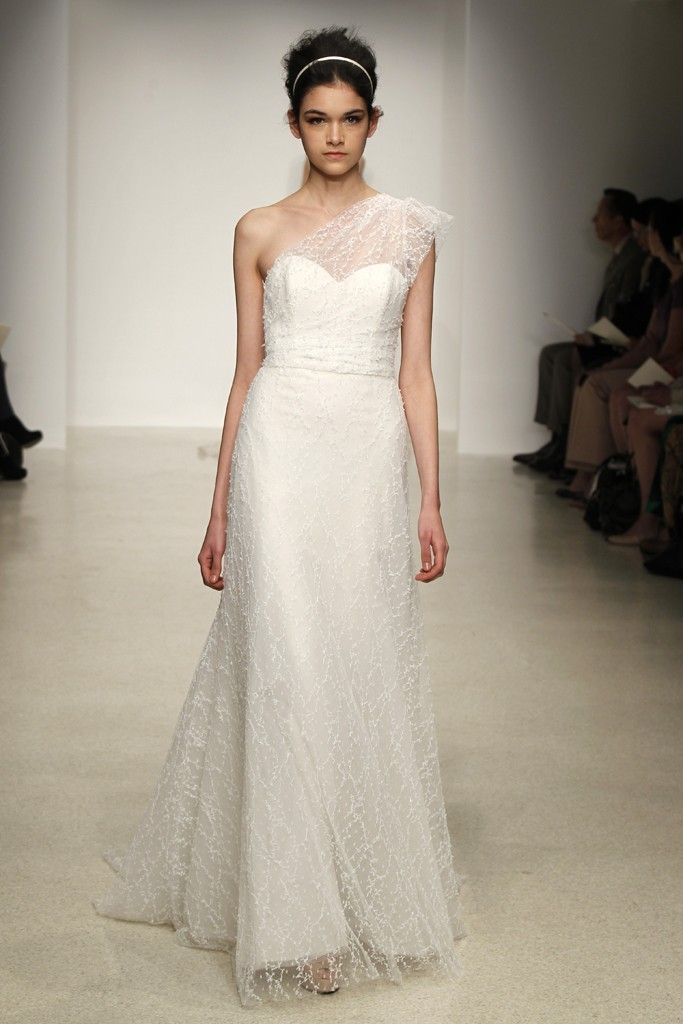 wedding dress by Christos Spring 2013 bridal gowns 10