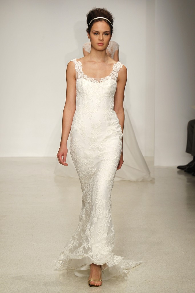 wedding dress by Christos Spring 2013 bridal gowns 11