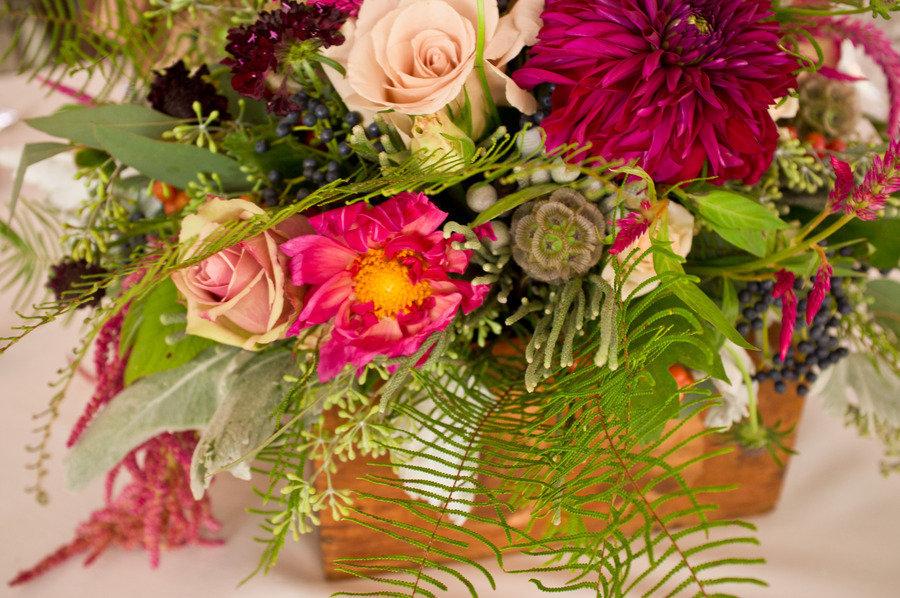 Wedding-reception-centerpiece-fuschia-green-blush-pink.full