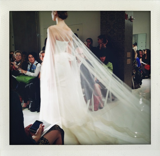 photo of Stunning Scenes from Bridal Market