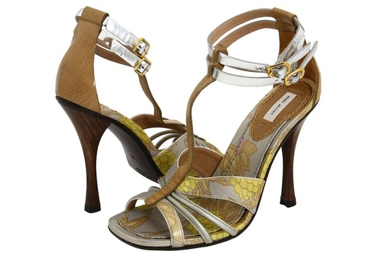 marc jacobs wedding shoes neutral floral t strap sandals
