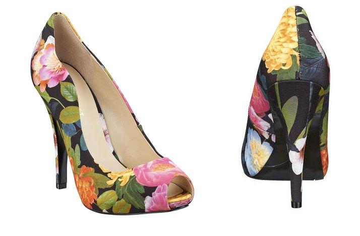 Colorful Wedding Shoes For Spring Summer Weddings Bride Bridesmaid Heels Nine West 3