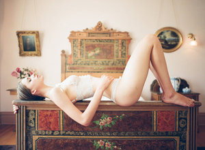 photo of Best Bridal Boudoir Wedding Photos