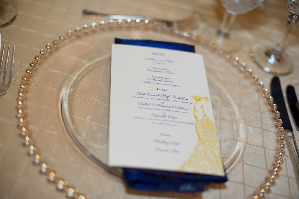 Navy-yellow-wedding-reception-place-setting.full