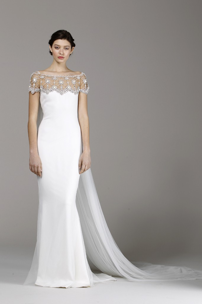 Marchesa wedding dress spring 2013 bridal gowns off for Off the shoulders wedding dress