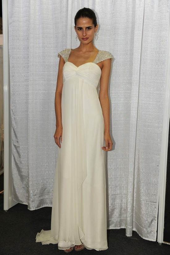 nicole miller wedding dress spring 2013 bridal gowns 9