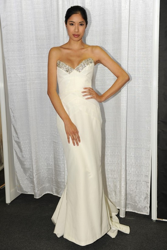 nicole miller wedding dress spring 2013 bridal gowns 7