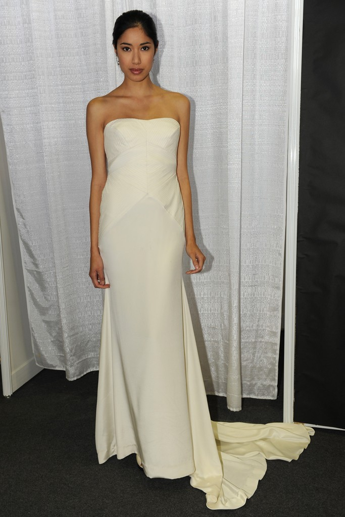 photo of nicole miller wedding dress spring 2013 bridal gowns 6