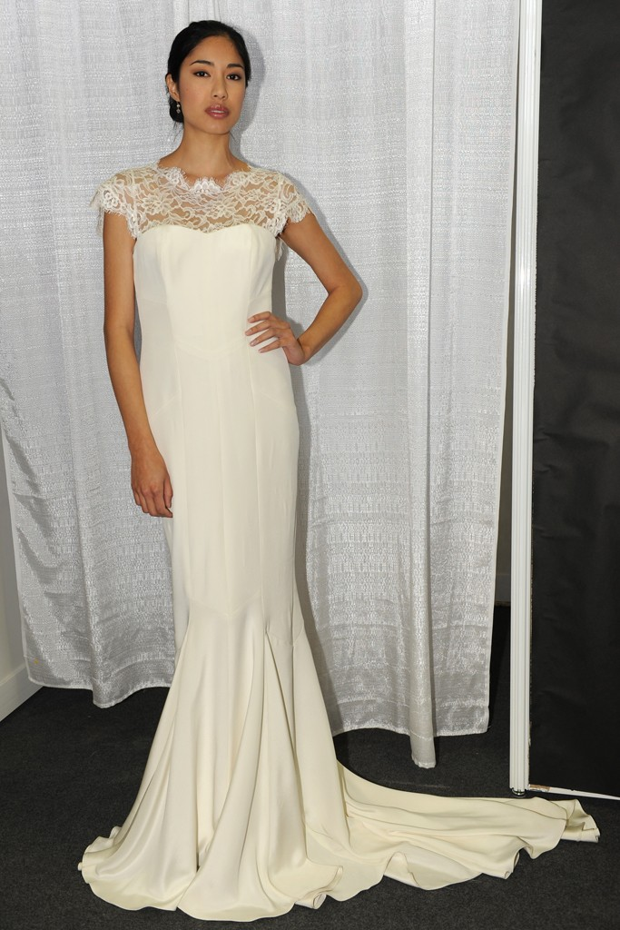 Nicole miller wedding dress spring 2013 bridal gowns 4 for Nicole miller dresses wedding