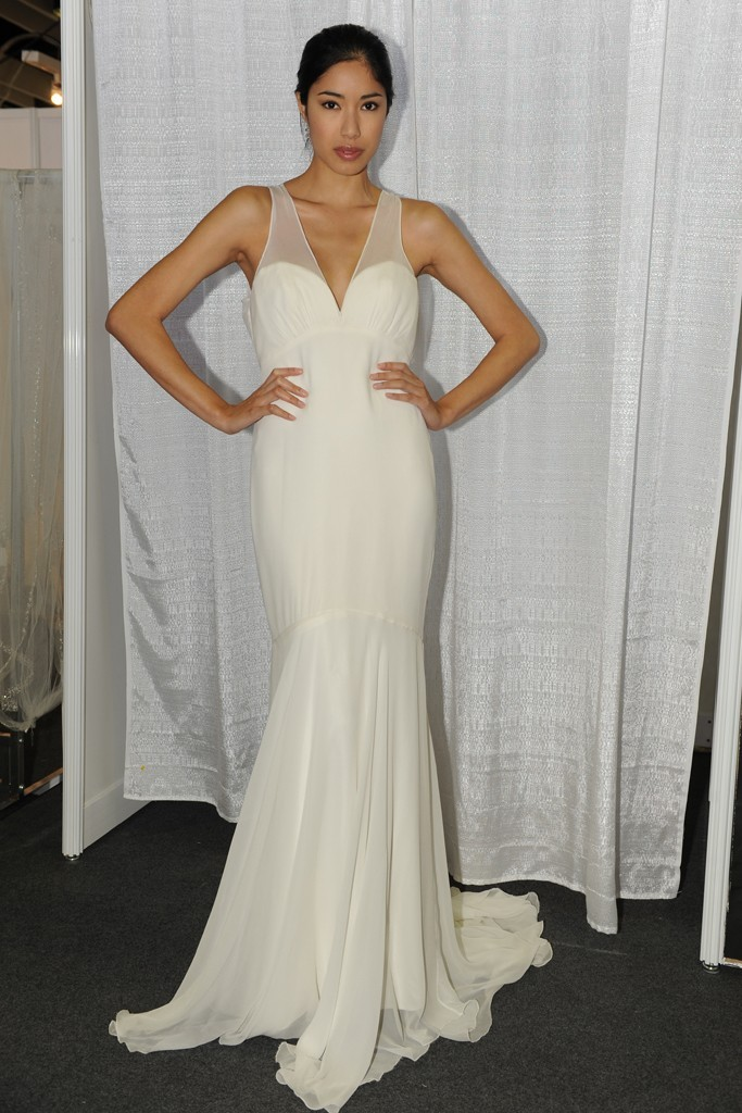 photo of nicole miller wedding dress spring 2013 bridal gowns 1