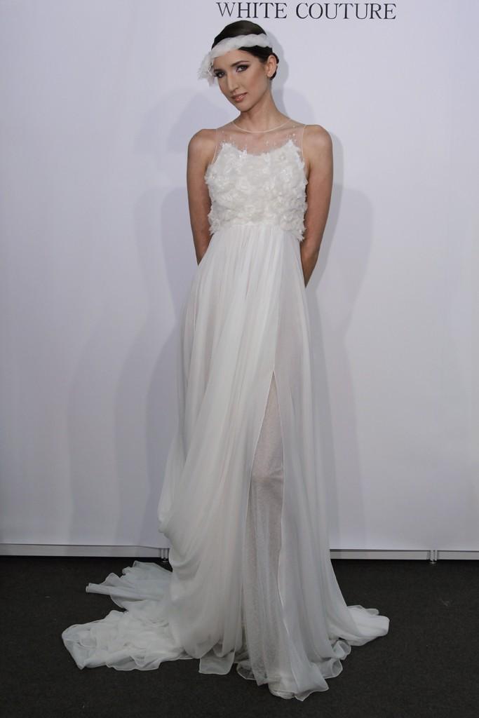 Bohemian Bridal Style Spring 2013 Wedding Dresses Rafael