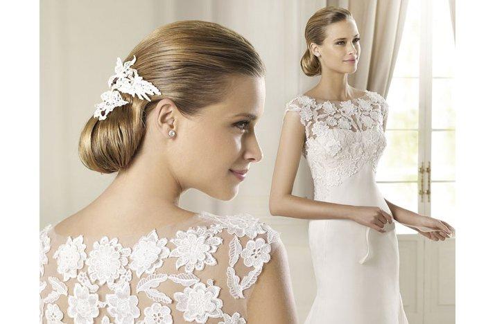 Sleek-vintage-wedding-hairstyle-low-bridal-updo.full