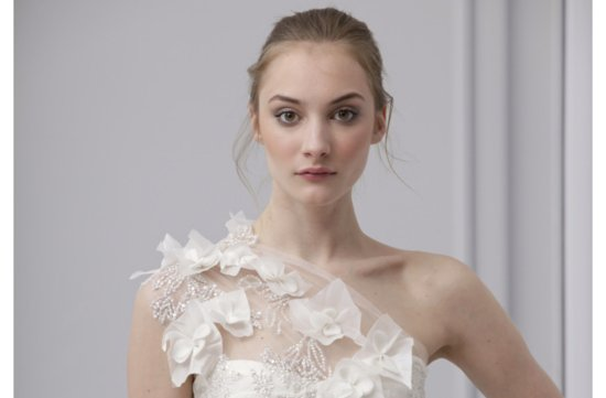 photo of Wedding Hair + Bridal Beauty of Spring 2013