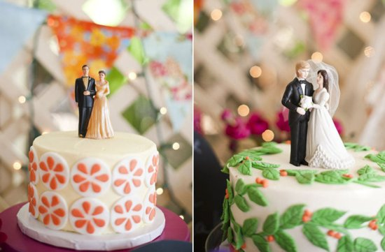 photo of Go Wedding Cake + Topper Crazy
