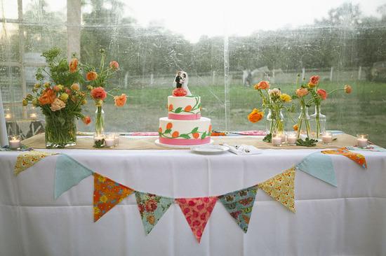 photo of Go Wedding Cake + Topper Crazy