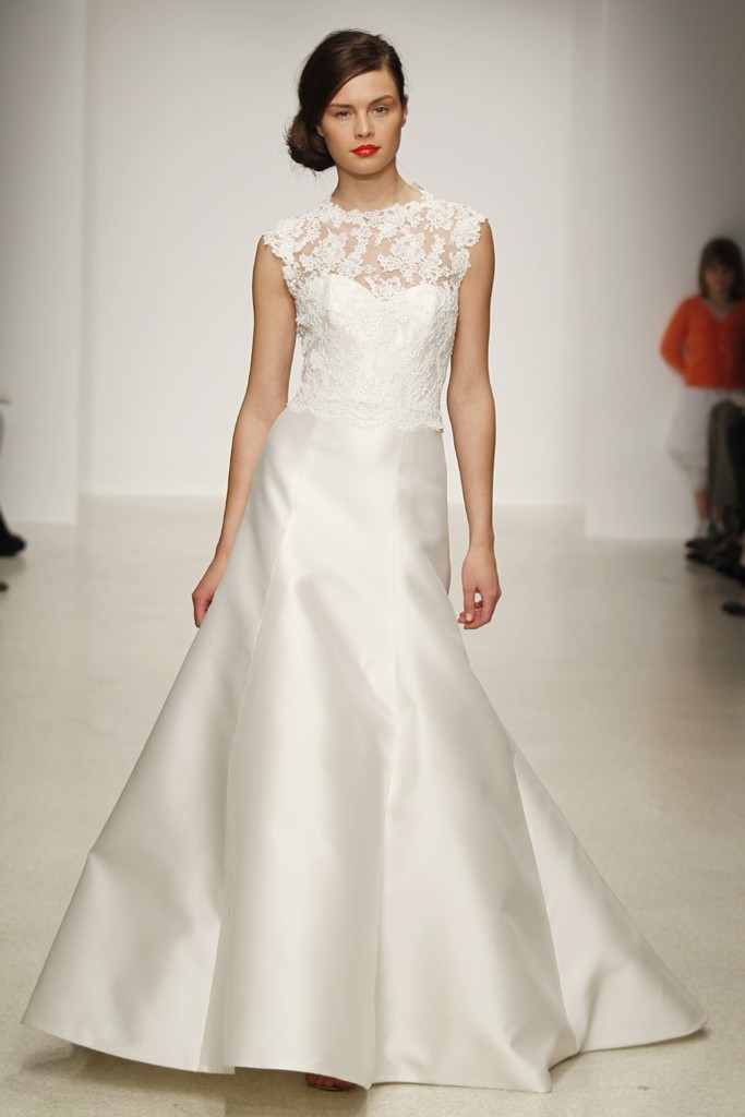 wedding dress by Amsale Spring 2013 bridal gowns 4