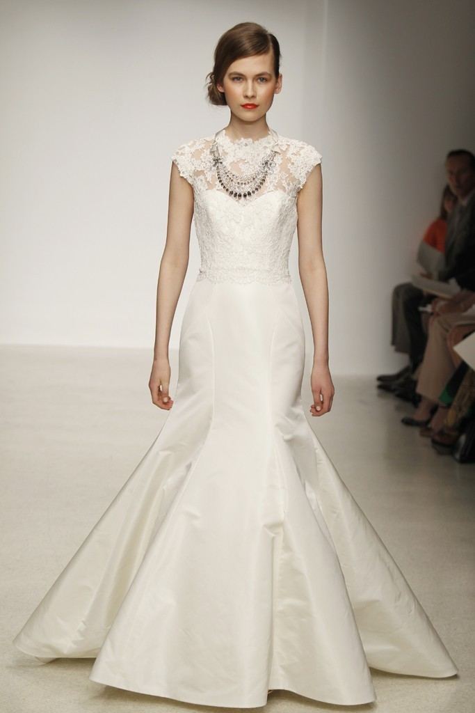 wedding dress by Amsale Spring 2013 bridal gowns 5