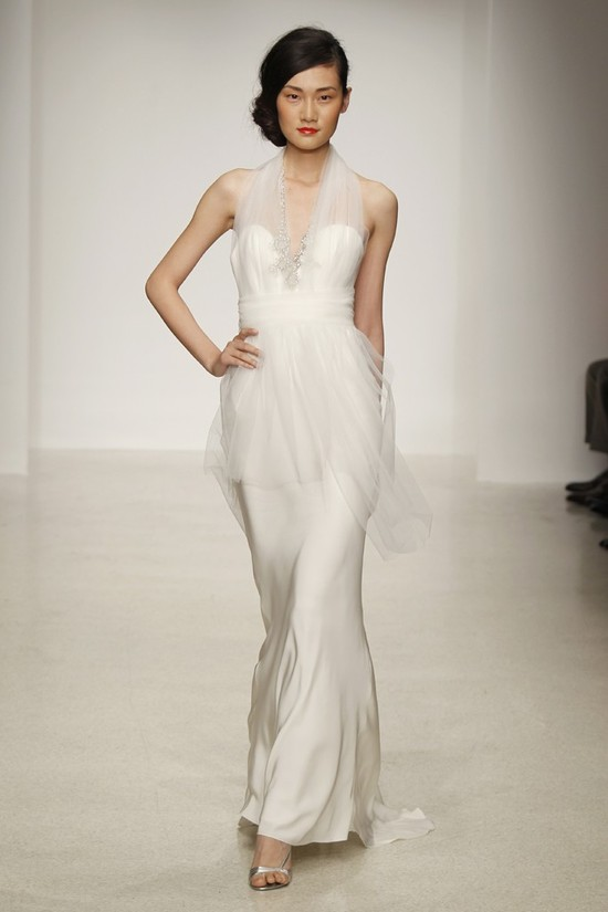 wedding dress by Amsale Spring 2013 bridal gowns 10