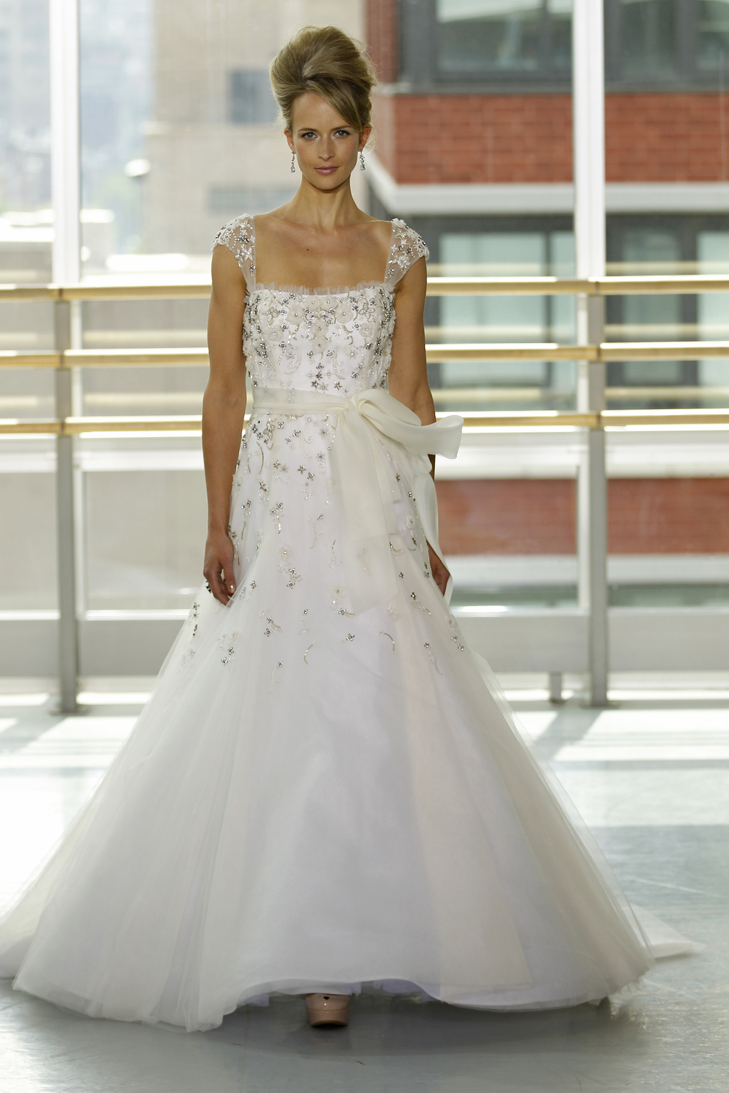 Spring 2013 wedding dress Rivini bridal gowns Michelle