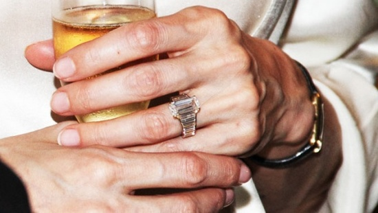 Angelina Jolie is engaged