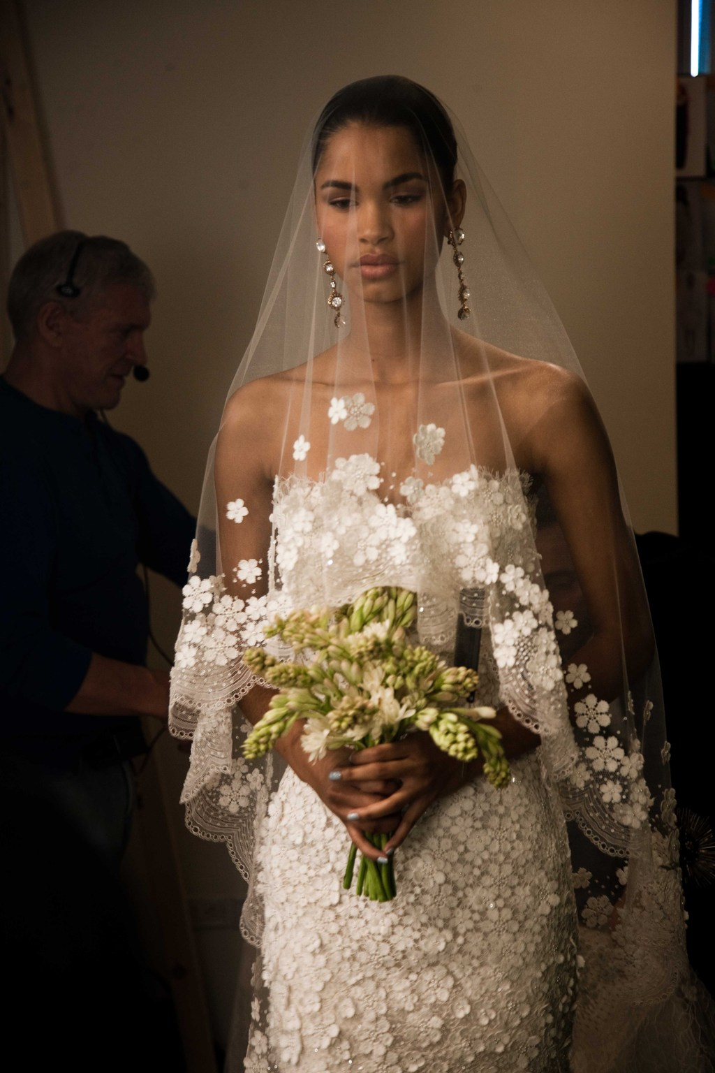 spring 2013 wedding dress oscar de la renta bridal gowns romantic 1