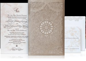 photo of atelierisabey wedding invitations elegant wedding stationery 9