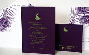 photo of Unforgettable Wedding Invitations