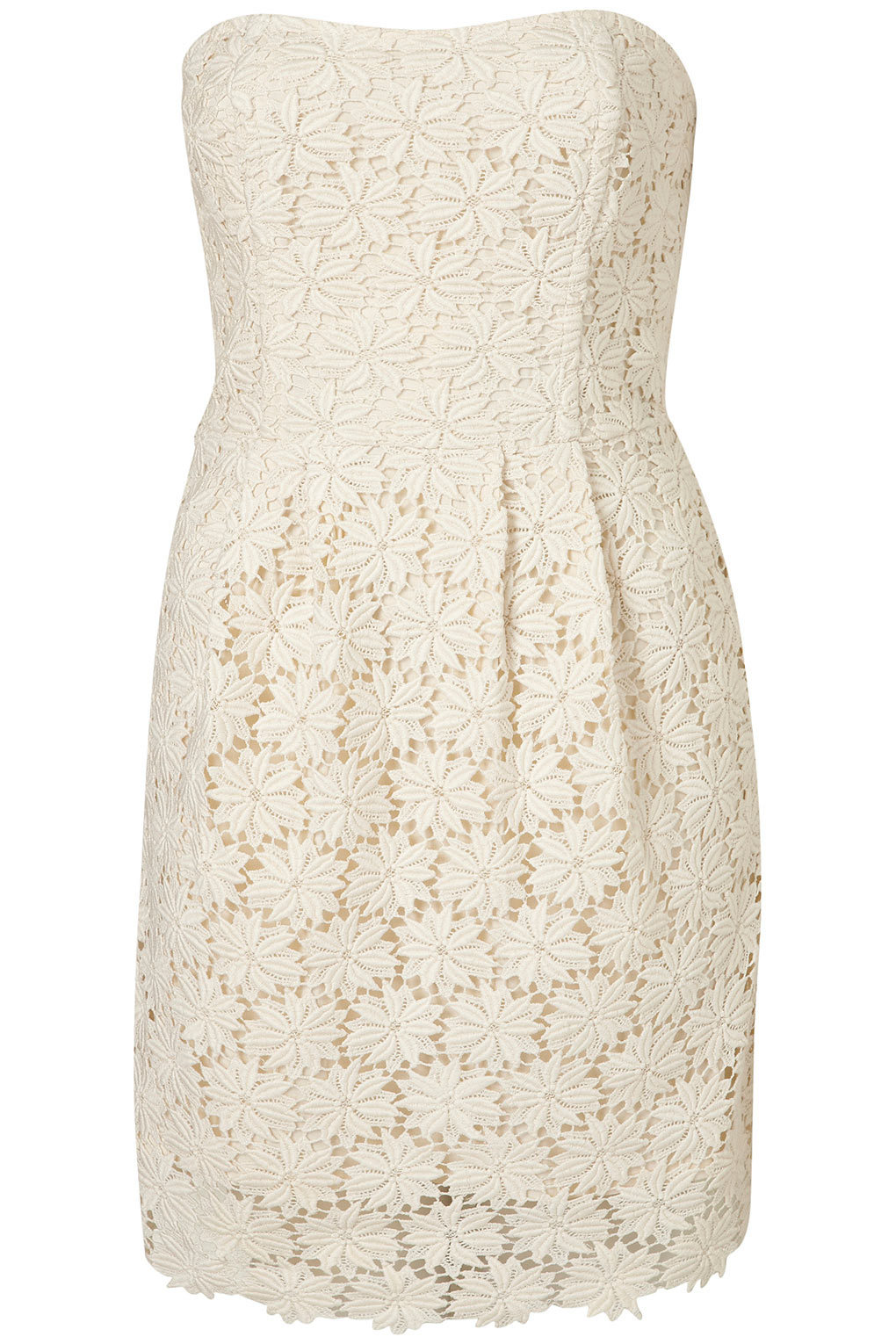 Romantic-lace-little-white-dress-spring-summer-wedding-reception.full
