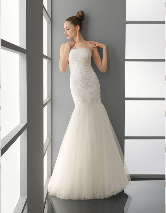 2012 wedding dress aire barcelona bridal gowns Parma