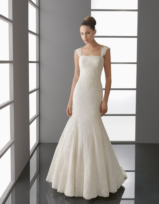2012 wedding dress aire barcelona bridal gowns 8