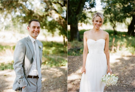 bride groom mashup romantic outdoor wedding