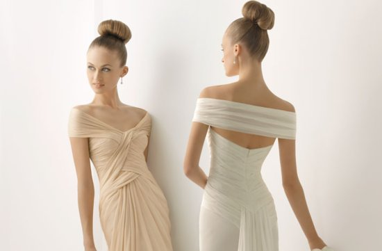2012 wedding dresses soft by rosa clara bridal gowns nude white