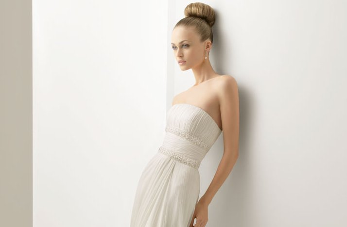2012 wedding dresses soft by rosa clara bridal gown strapless draped