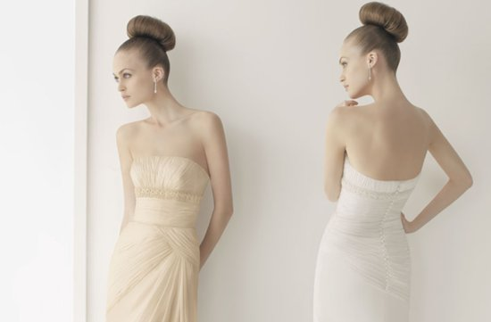 2012 wedding dresses soft by rosa clara bridal gown strapless ruched bodice