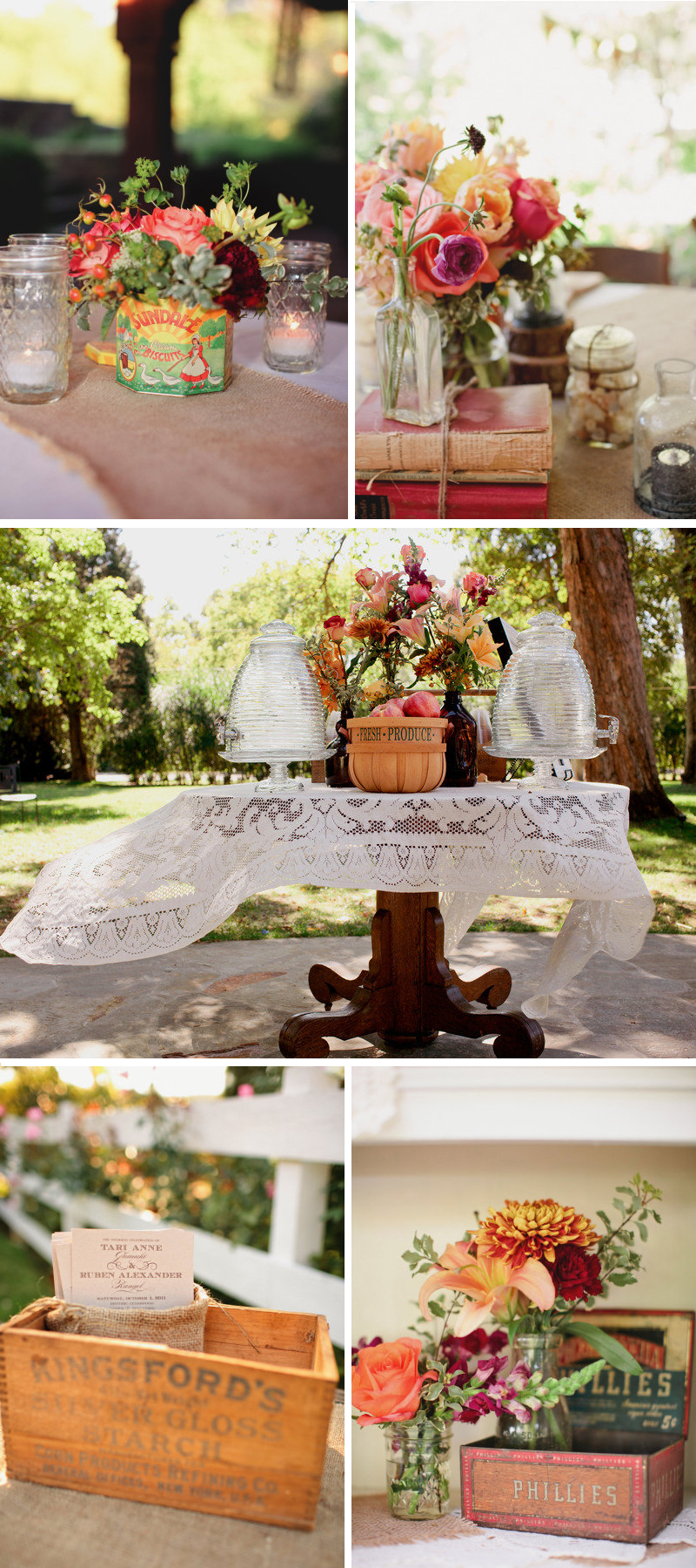 Backyard Western Wedding Ideas : Outdoor Country Wedding Ideas Outdoorcountrywesternthemed