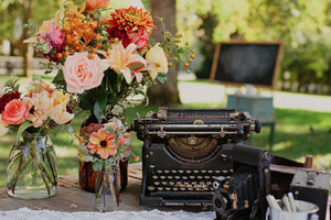 photo of Sweet & Stylish Southern Wedding
